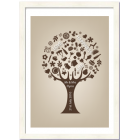 Love Life and Happiness Tree